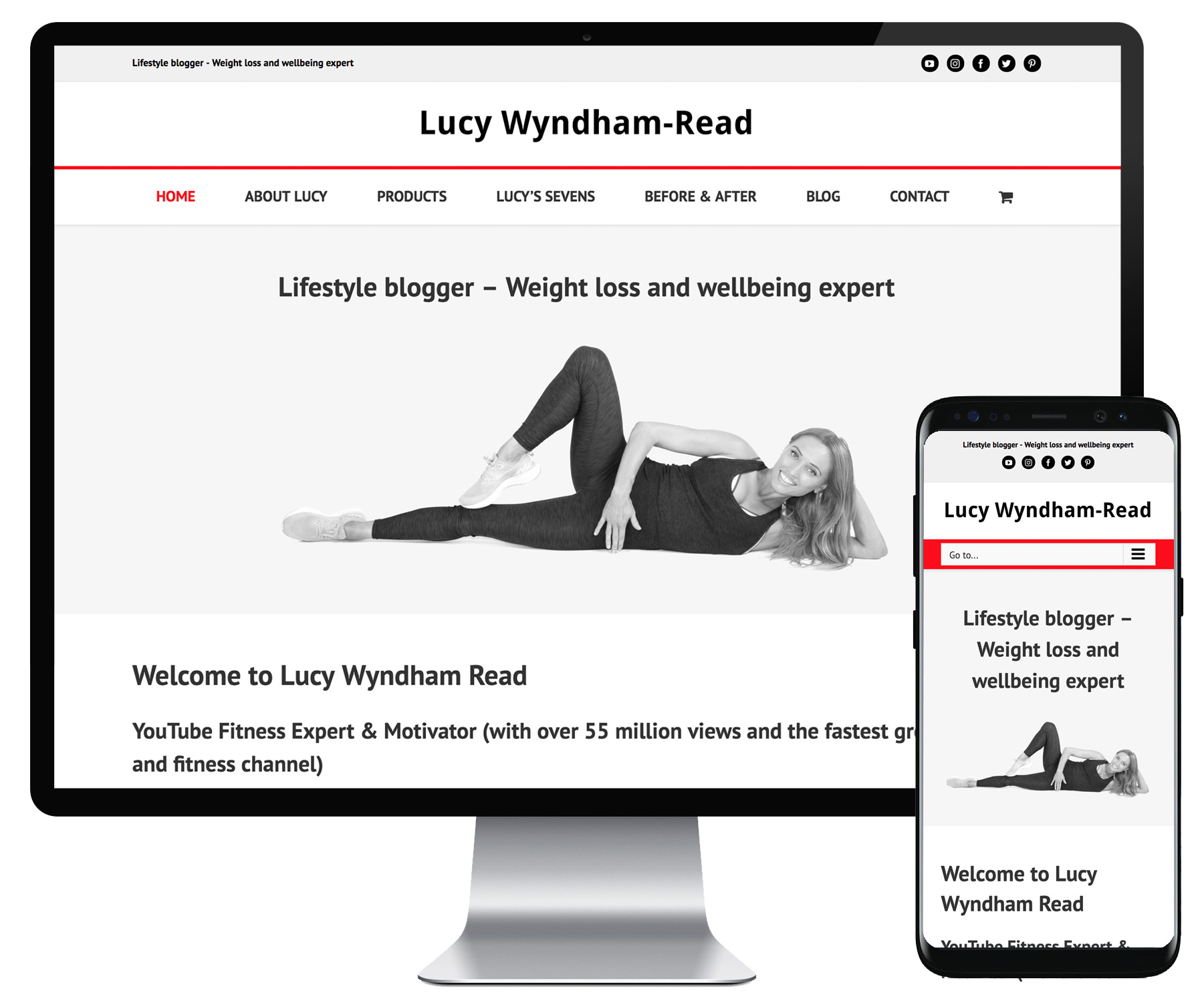 Lucy Wyndham Read website